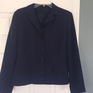 Jackets & Blazers - Woman's navy blue blazer